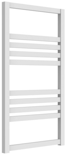 Reina Bolca A-BLC0805W White Towel Rail 485 x 870mm