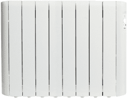 Haverland Simply-8 White Electric Radiator, 1200W, 8 Elements