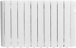 Haverland Simply-10 White Electric Radiator, 1500W, 10 Elements