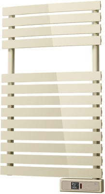 Rointe D Series DTI030R RAL Colour 300W Digital Electric Towel Rail 843mm