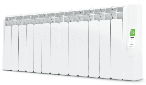 Rointe Kyros Short KRI1300RADC3 1300W Conservatory Electric Radiator 1180mm 13 Elements