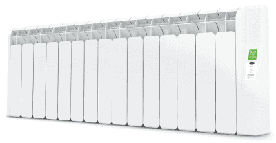 Rointe Kyros KRI1500RADC3 1500W Conservatory Electric Radiator 1330mm 15 Elements
