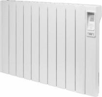 Creda CAR150 Aluminium Electric Radiator - 1500W