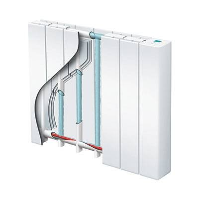 Atlantic Accessio - AH524910 - Electric Radiator, 1000W