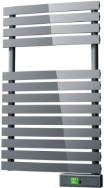 Rointe Delta D Series DTI030SEC Chrome 300W Digital Electric Towel Rail Radiator
