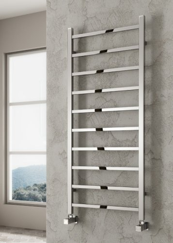 Reina Serena RND-SRN5050 Chrome Towel Rail 500 x 500mm
