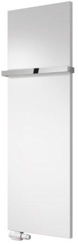 Reina Alpan A-APN180060W Vertical White Textured Radiator 600 x 1800mm