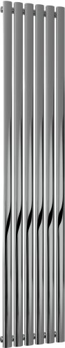 Reina Nerox RNS-NRX1806P Single Vertical Polished Stainless Steel - 354 x 1800mm