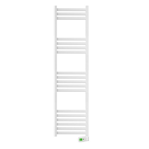 Rointe Kyros KTI100SEB3 1000W White Electric Towel Rail 1900mm