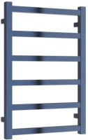 Reina Fano A-FNO0725B Blue Satin Towel Rail 485 x 720mm