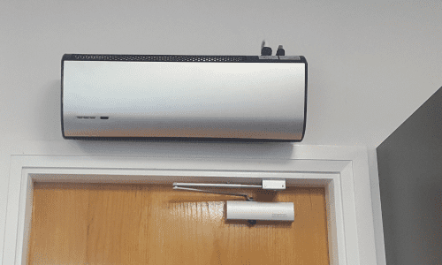ATC Welcome 3kW Overdoor Air Curtain /w Remote