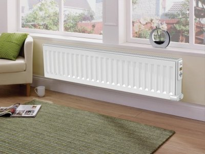 Electrorad Digi-Line Single Conservatory Electric Radiators
