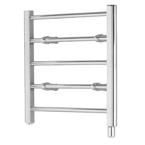 Creda CLR5C Flat Ladder Chrome Towel Rail 492mm