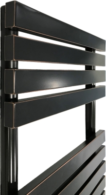Rointe D Series DTI045ACM Maldives Black Copper 450W Digital Electric Towel Rail