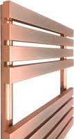 Rointe D Series DTI030ACS Sahara Copper Satin 300W Digital Electric Towel Rail