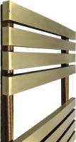 Rointe D Series DTI060AOE Havana Blackened Gold 600W Digital Electric Towel Rail