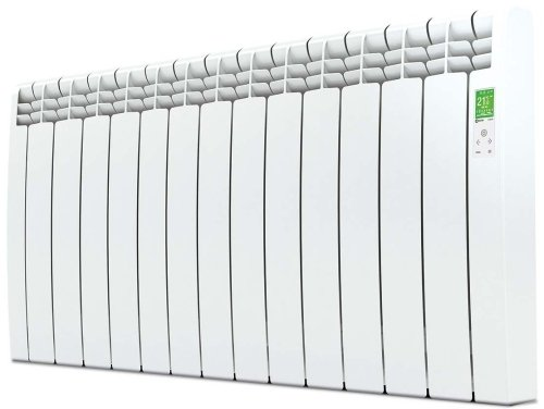Rointe DIW1430RAD - D Series - Electric Radiator, White, 1430W, 13 Elements