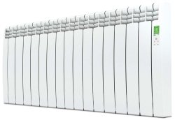 Rointe DIW1600RAD - D Series - Electric Radiator, White, 1600W, 15 Elements