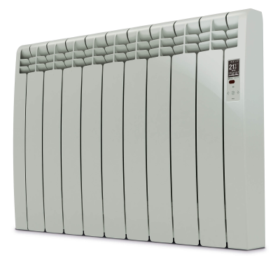 Rointe DIR11R - D Series RAL Colour, Electric Radiator, 1210W, 11 Elements