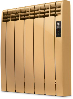 Rointe D Series DIA0990RBR Bronze 990W Electric Radiator 9 Elements