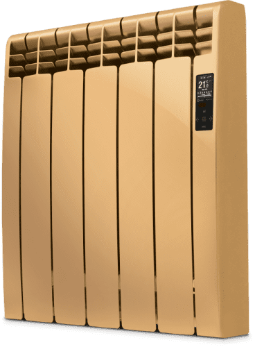 Rointe D Series DIA1600RBR Bronze 1600W Electric Radiator 15 Elements
