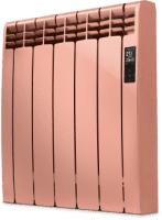 Rointe D Series DIA0770RCS Sahara Copper Satin 770W Electric Radiator 7 Elements