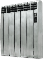 Rointe D Series DIA0990ROX Tokyo Satin Oxide 990W Electric Radiator 9 Elements