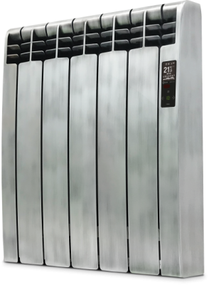 Rointe D Series DIA1600ROX Tokyo Satin Oxide 1600W Electric Radiator 15 Elements