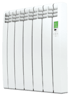 Rointe DIW0550RAD - D Series - Electric Radiator, White, 550W, 5 Elements