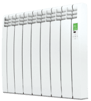 Rointe DIW0770RAD - D Series - Electric Radiator, White, 770W, 7 Elements