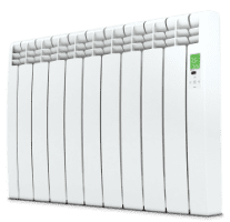 Rointe DIW0990RAD - D Series - Electric Radiator, White, 990W, 9 Elements