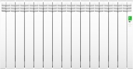 Rointe D Series DIW1430RAD White 1430W Electric Radiator 13 Elements