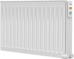 Electrorad Digi-Line DE50DX95 - Double Electric Radiator, 1500W