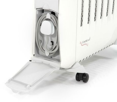Dimplex Cadiz CDE3ECC 3000W Eco Oil Free Electric Radiator & Remote Control