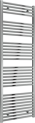 Reina Diva AG60180CF Chrome Flat Towel Rail 600 x 1800mm