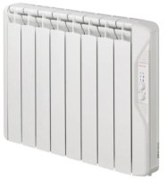 Elnur Connected ECRF8P 1000W Thermal Inertia Electric Radiator 735mm 8 Elements