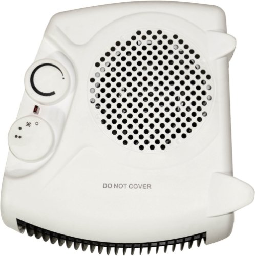 Prem-I-Air EH0154 2kW Fan Heater with 2 Heat Settings