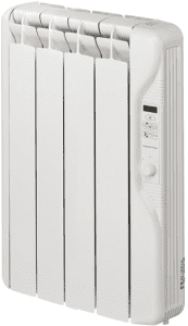 Elnur RF4E 500W Digital Inertia Electric Radiator 415mm 4 Elements (No External Packaging)