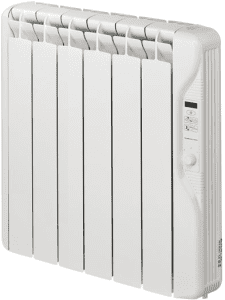 Elnur RF6E 750W Digital Inertia Electric Radiator 575mm 6 Elements