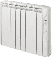 Elnur RF8E 1000W Digital Inertia Electric Radiator 735mm 8 Elements