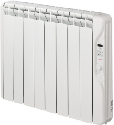 Elnur RF8E-PLUS 1000W Digital Inertia Electric Radiator 735mm 8 Elements