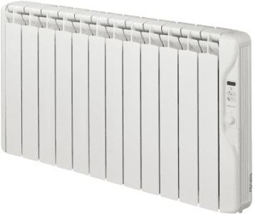 Elnur RF12E-PLUS 1500W Digital Inertia Electric Radiator 1055mm 12 Elements