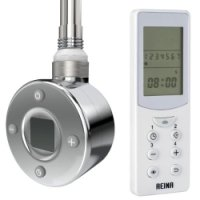Reina Chrome Thermostatic Heating Element with Remote