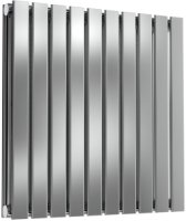 Reina Flox RNS-FTX060059DP Horizontal Double Polished Stainless Steel Radiator 590mm x 600mm