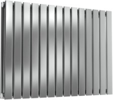 Reina Flox RNS-FTX060082DP Horizontal Double Polished Stainless Steel Radiator 826mm x 600mm