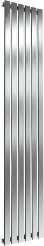 Reina Flox RNS-FTX180035SB Vertical Single Brushed Stainless Steel Radiator 354mm x 1800mm