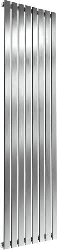 Reina Flox RNS-FTX180047SB Vertical Single Brushed Stainless Steel Radiator 472mm x 1800mm