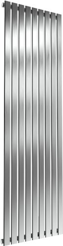 Reina Flox RNS-FTX180053SB Vertical Single Brushed Stainless Steel Radiator 531mm x 1800mm