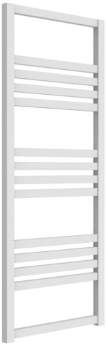 Reina Bolca A-BLC1205W White Towel Rail 485mm x 1200mm