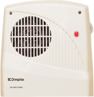 Dimplex FX20VL 2000W Low Level Downflow Heater With Timer